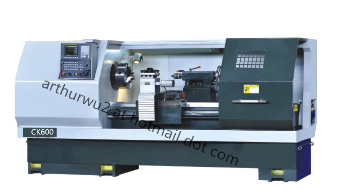 CK600 CNC Lathe Machine