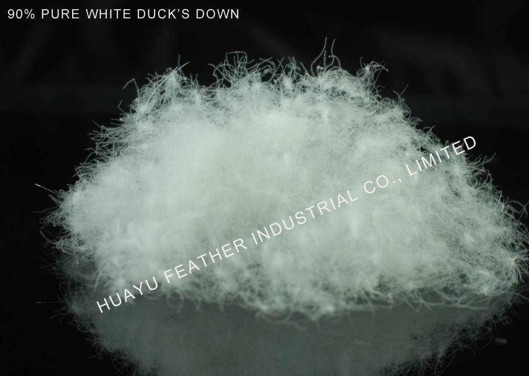 90% Pure White Duck's Down