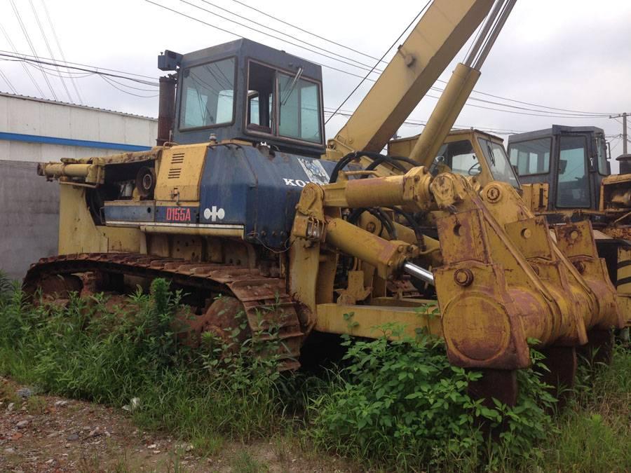 Used Bulldozer D155A-2 Komatsu