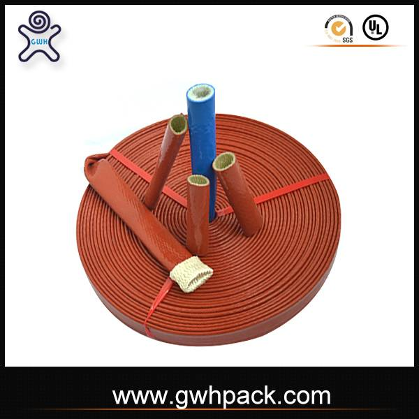 Great Pack high temperature silicone rubber heat resistant sleeves for wires