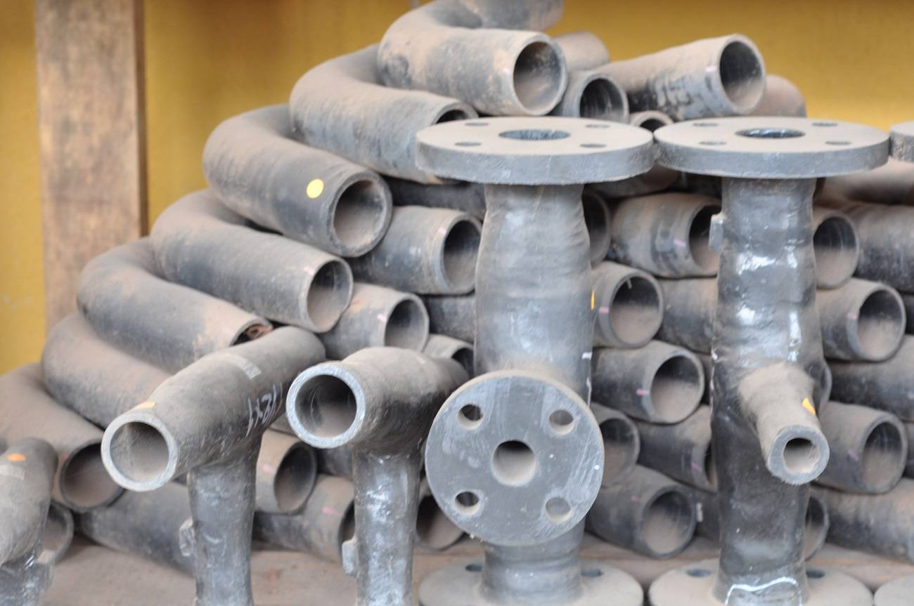 GRE, HDPE, CPVC pipes & fittings