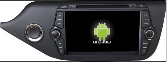 car entertainment player for 2014 KIA CEED
