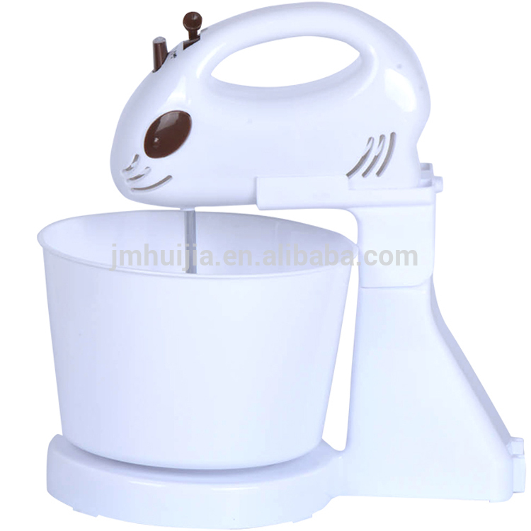 High Quality White Mini Electric Function Food Mixer
