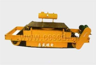 RCDF series of dump-cold electromagnetic separators