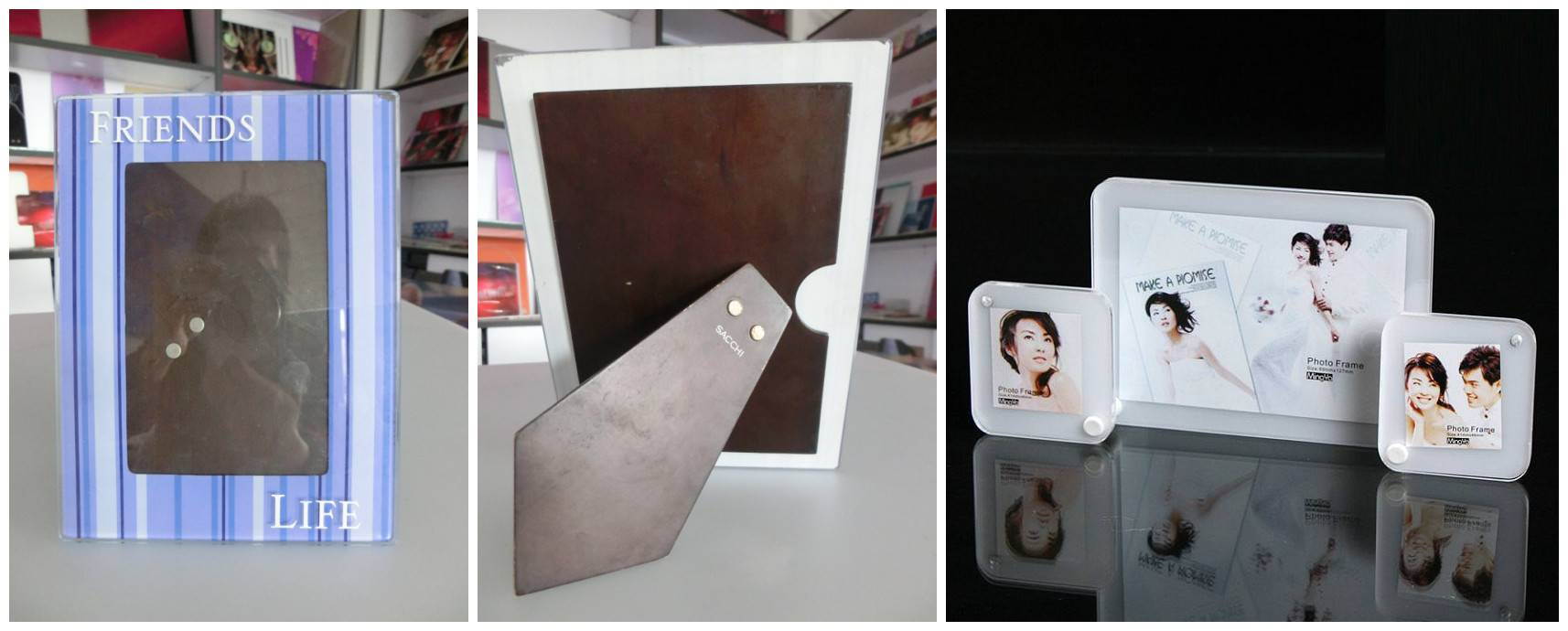 Novel Design Photo Frame,high-end acrylic picture frame