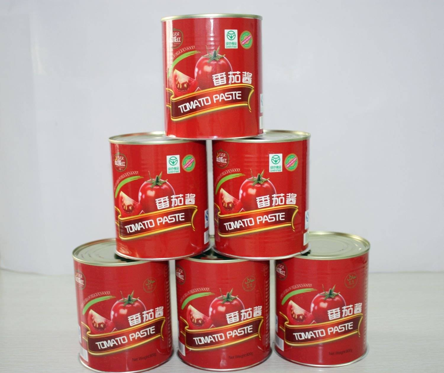 SUPPLY CANNED TOMATO PASTE