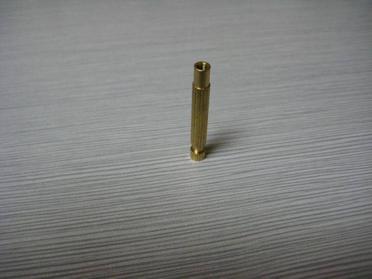 CNC machining parts with internal thread and blind nuts provide high precision and endurance