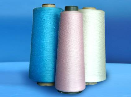 In Raw White Or Dyed 140nm/2 pun Silk Yarn