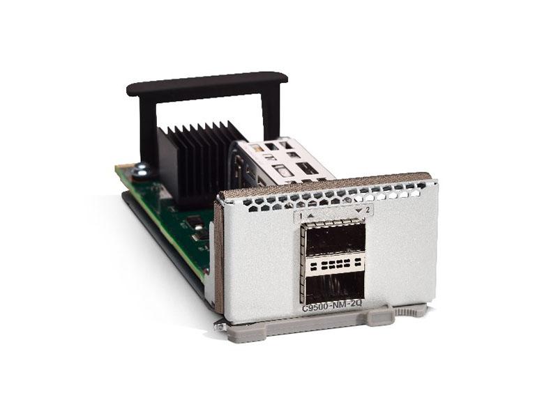 Cisco Catalyst C9500-NM-2Q C9500-NM-8X network module