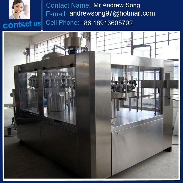 MACHINE FOR Filling Juices