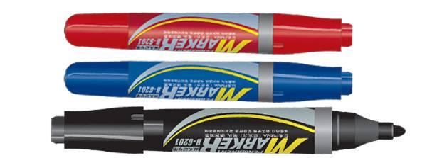 Permanent Marker (B-6201)