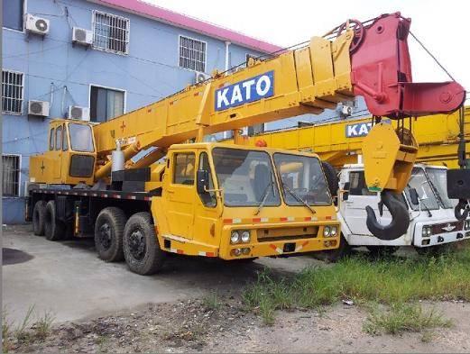 Used KATO 50Tons Truck Crane KATO used truck crane 50ton