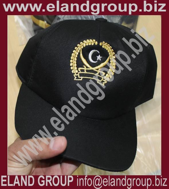 Uniform Police Peak cap