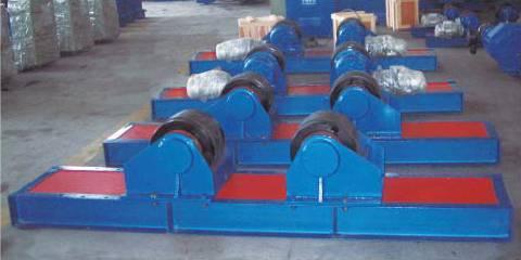 HGK lead screw adjustable welding rotators/welding turning roll/welding turning bed