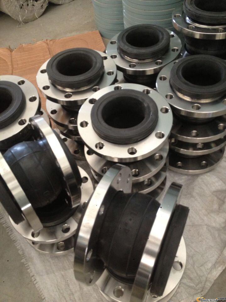 rubber expansion joint DN80 PN16 bar L=153 Hypalon