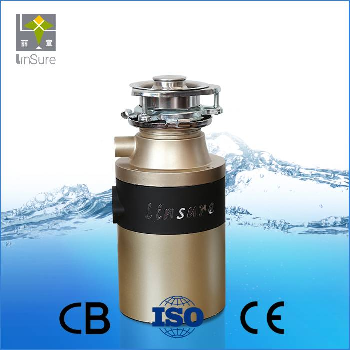SS Grinding Chamber Material and Overload Protection,Sound Insulation,Waste Disposal Machines Food