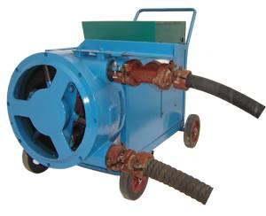 Keda hose pump