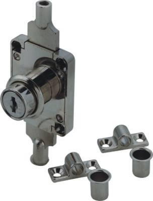 Extending Rod Wardrobe Lock (E1557)