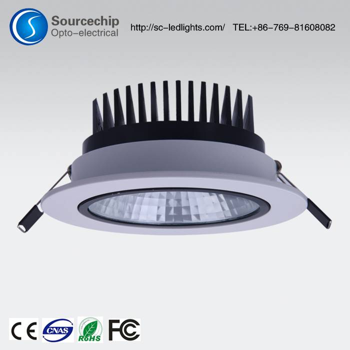 Chinese production of 150mm led down light | 150mm led down light species