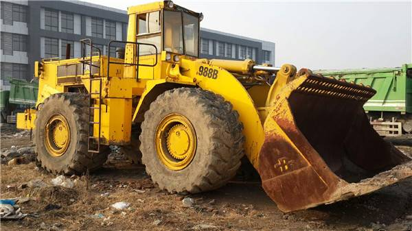 used cat 988B loader