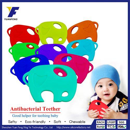 Silicone Animals Teether