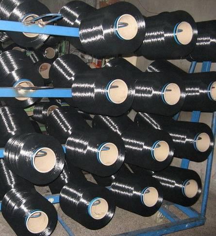 black high tenacity polyester yarn 1000D-2000D