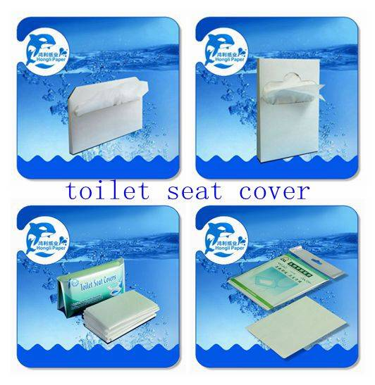 toilet seat cover paper