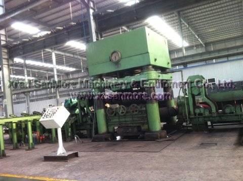 SMV2 Two Roll Metal Straightening Machine