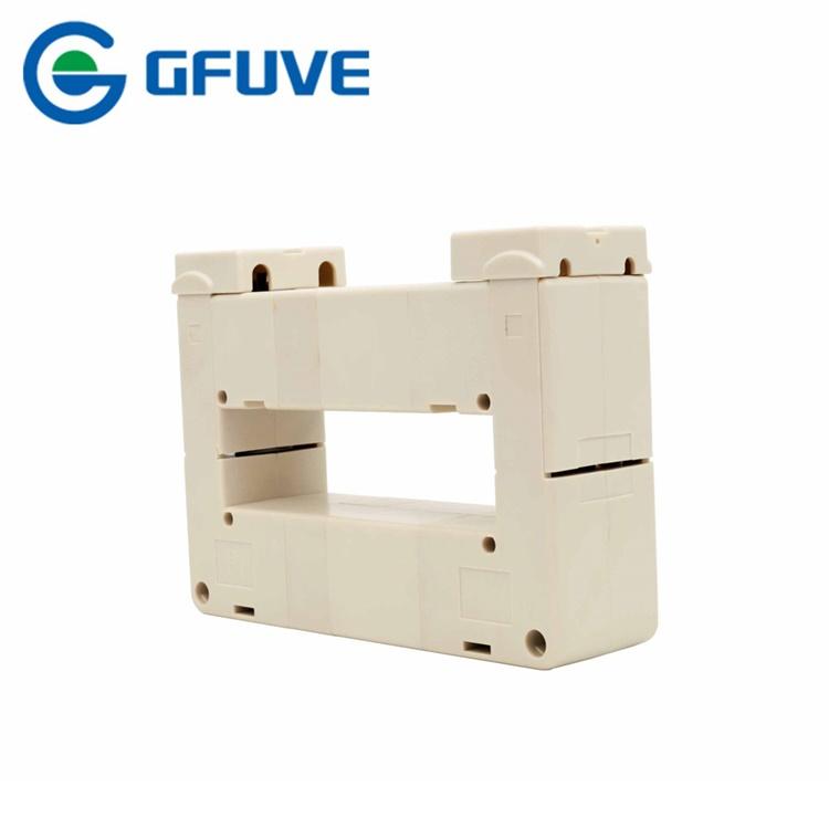 FU120 Customize ratio Busbar split core current transformer