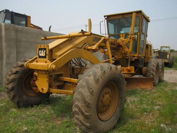 Used CAT 140G motor grader