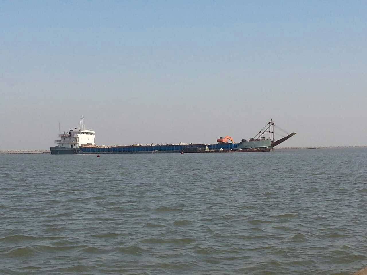 295 FT 4500 DWT LCT Barge