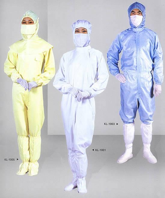 Antistatic Uniform, ESD Garment