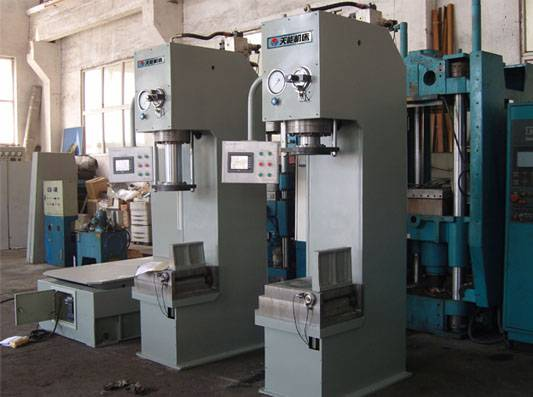 Electric motor cast aluminum hydropress series