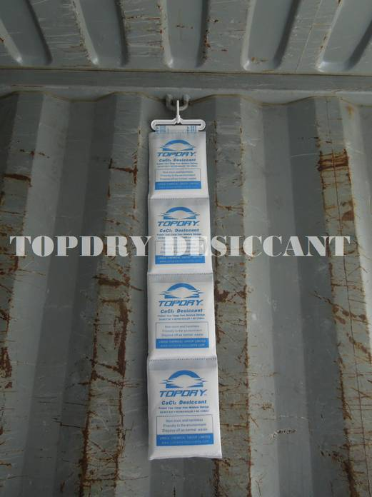 Moisture Absorbert for Container Shipping
