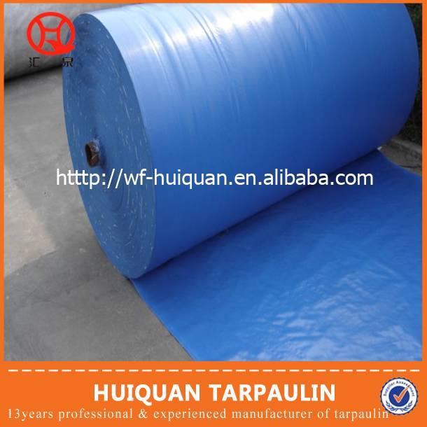 canvas cover polyethylene tarpaulin in roll