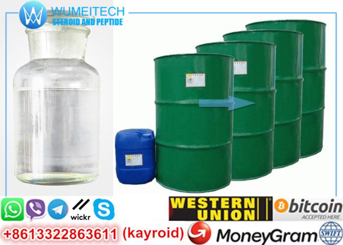 GBL Butyrolactone Pharmaceutical Pure Bulk Electronic Gamma Butyrolactone Source