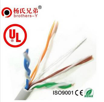 cat5e/cat6/cat6a/cat7 cables lan cables pass FLUKE and TYL great speed excellent frequency