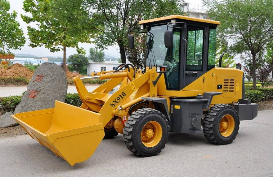 SX910 SMALL LOADER