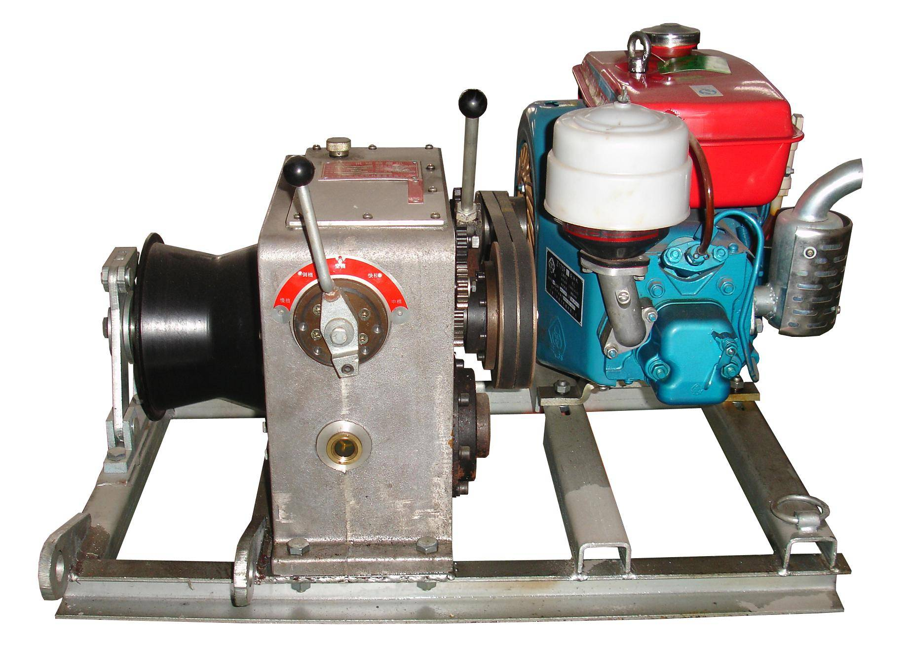 Gasoline / Diesel Engine Powered Winch