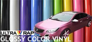 Ultrawrap glossy wrapping vinyl
