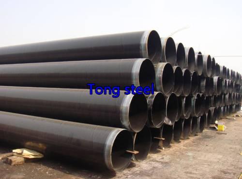 Coating Steel Pipe