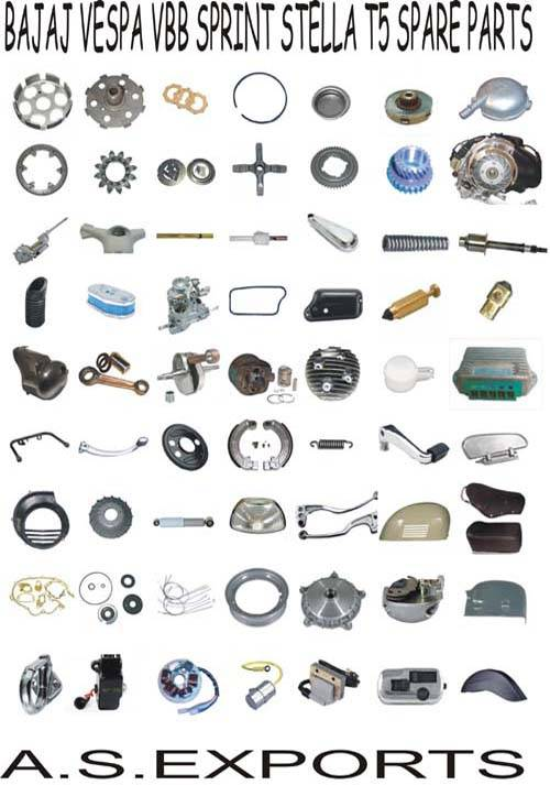 Sell spare parts/Yedek Parca/Piezas de Repuesto for Vintage Vespa,LML Scooters