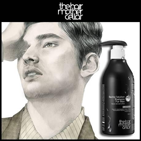 Revital Solution Shampoo For Man