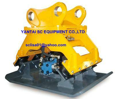 hydraulic compactor,vibrating compactor for excavator