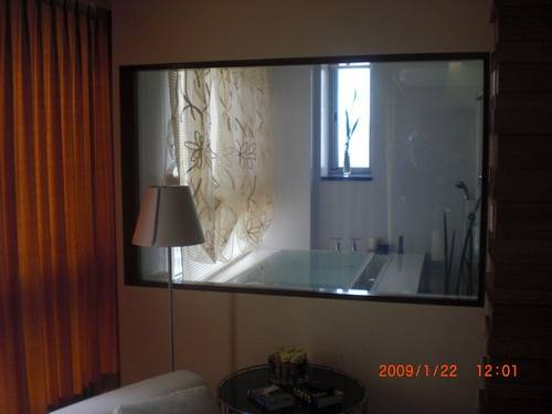 Polyvision Extra Clear Switchable Privacy Glass Applied in Five Star Hotel
