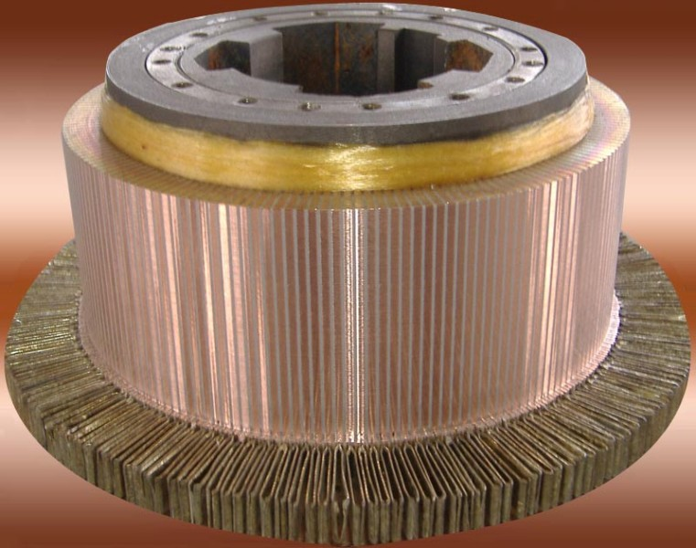 Commutators for motor,power tool,electric appliance