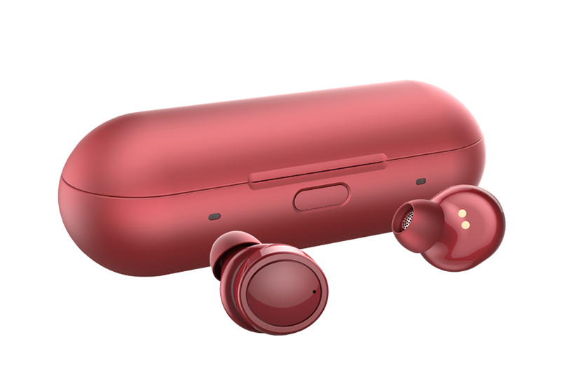 True Wireless Stereo Bluetooth EarphoneWS-07