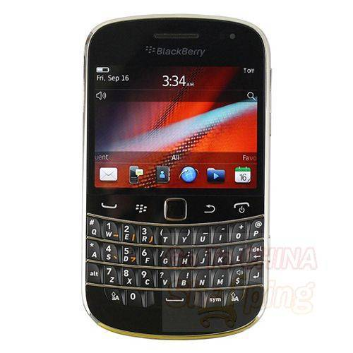 Blackberry 9900 Unlocked Touch Screen and Qwerty Keypad