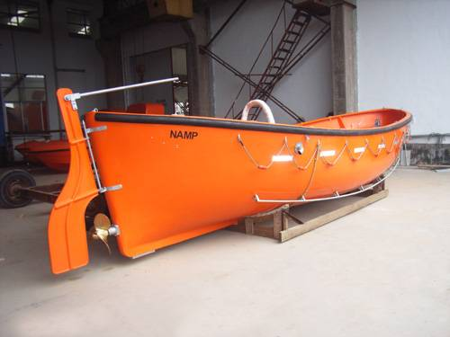 Hot sales Life boat/Rescue boat with SOLAS aprroved