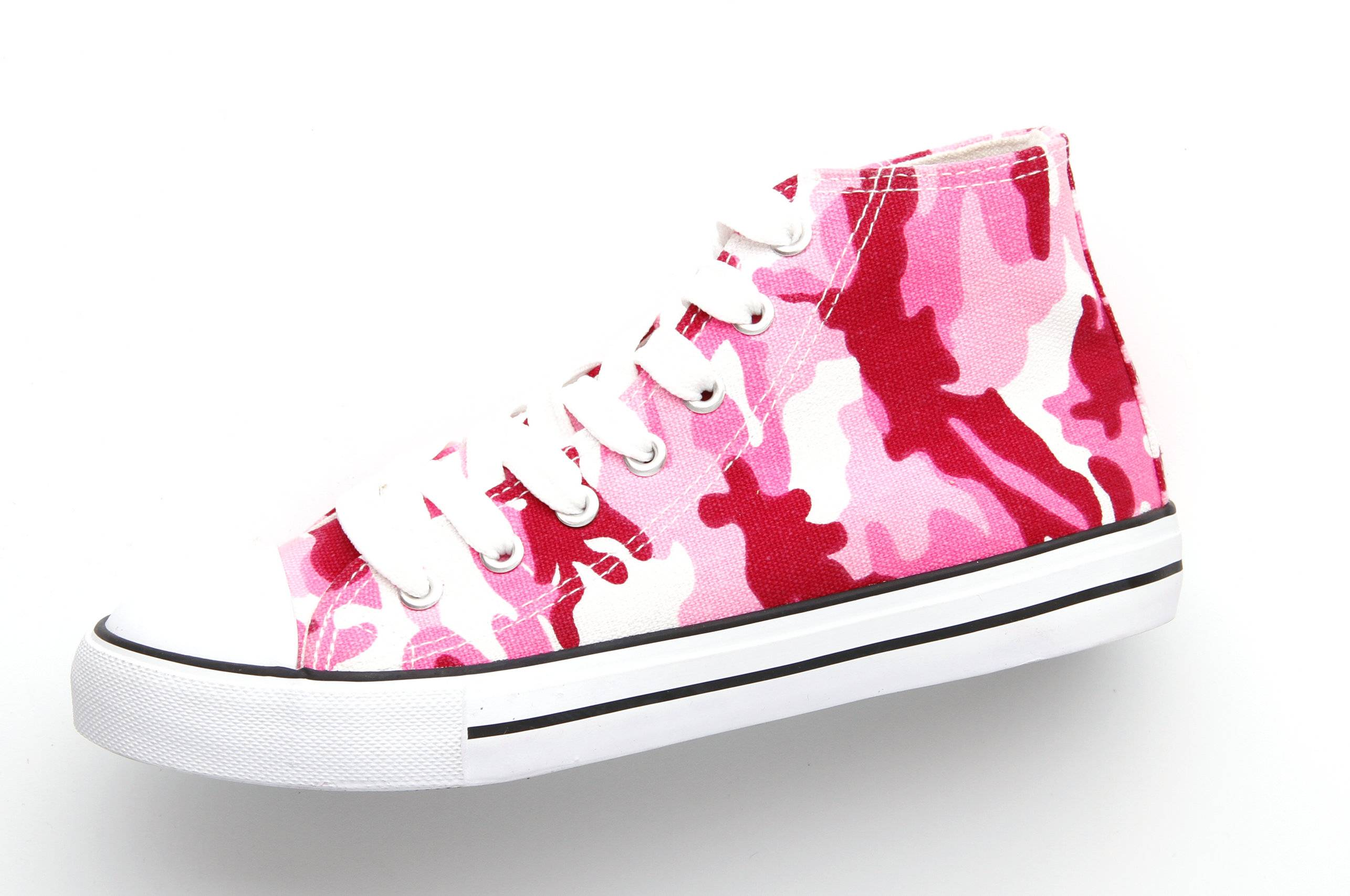 fashion women canvas shoe pretty lady flat shoe casual shoe